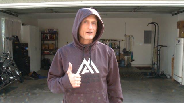 Steve Maxwells Garage Gorilla Metabolic Conditioning