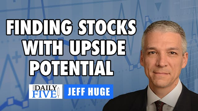 Finding Stocks With Upside Potential ...