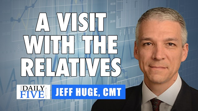 A Visit With The Relatives | Jeffrey Huge, CMT (05.18)