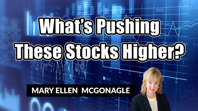 What's Pushing These Stocks Higher? (...