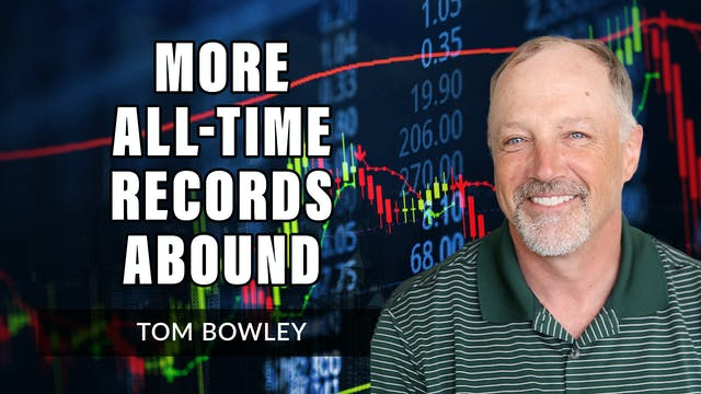 More All-Time Records Abound | Tom Bo...