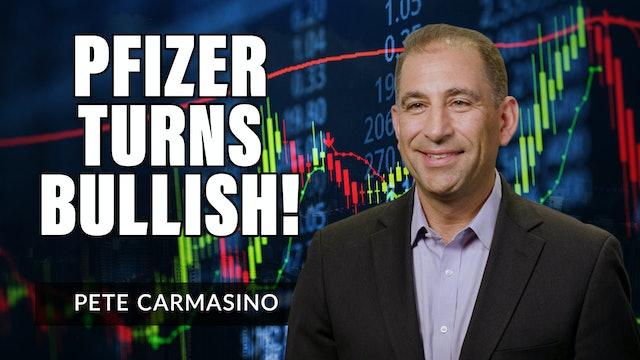Pfizer Turns Bullish! | Pete Carmasino (08.23)