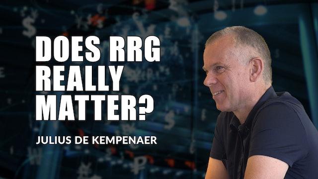 Does RRG Really Matter? | Julius de Kempenaer (06.15)