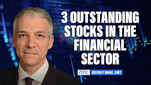 Three Outstanding Stocks In The Finan...