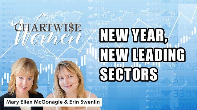 New Year, New Leading Sectors (01.21)