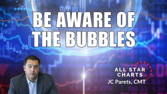 Be Aware of the Bubbles | JC Parets, ...