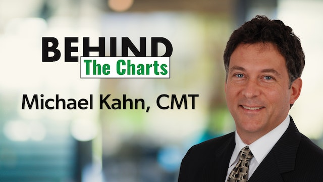Michael Kahn, CMT, Lowry Research | Behind the Charts (S2:E7)