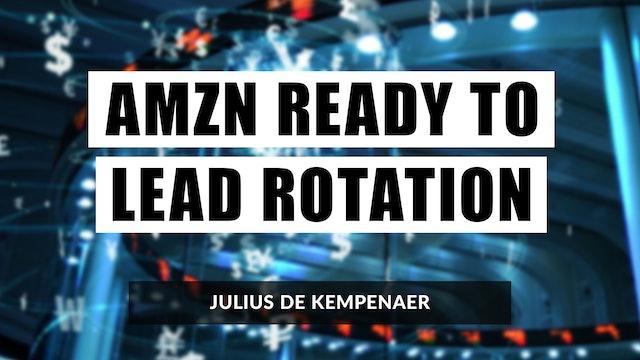 AMZN Ready To Lead Rotation   Julius de Kempenaer (01.26)