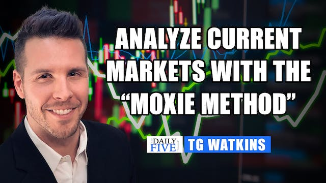 Analyze The Current Markets Using The...