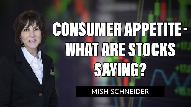 Consumer's Appetite - What are Stocks...
