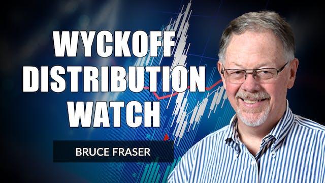 Wyckoff Distribution Watch | Bruce Fr...