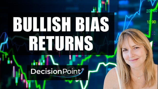 Bullish Bias Returns (01.11)