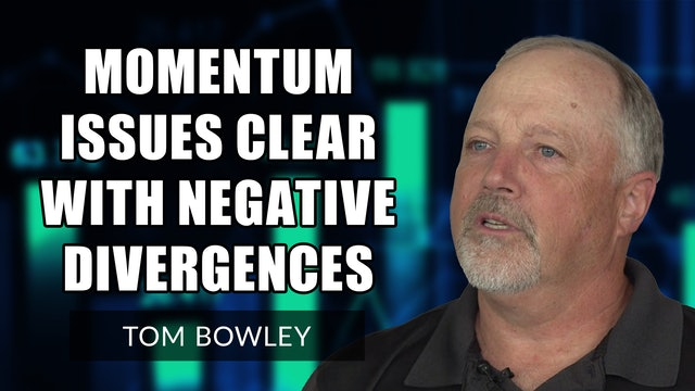 Negative Divergences Show Momentum Issues Are Clear   Tom Bowley (09.02)