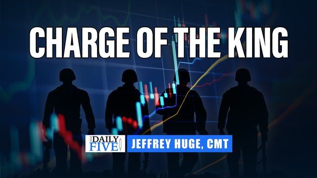 Charge Of The King | Jeffrey Huge, CM...