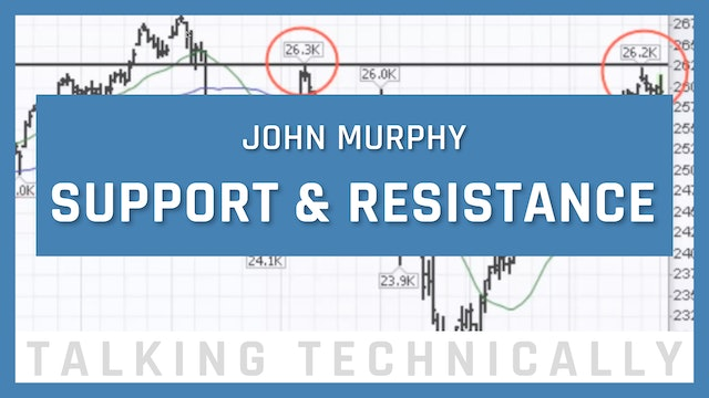 Support and Resistance | John Murphy