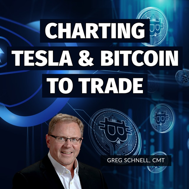 Charting Bitcoin and Tesla to Trade   Greg Schnell, CMT   (10.27)