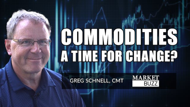Commodities - A Time For Change? | Gr...