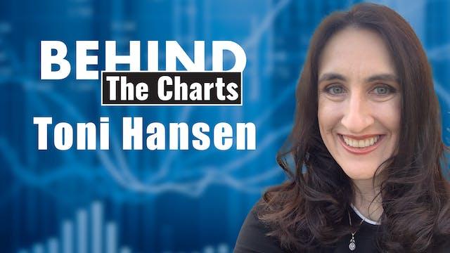 Behind the Charts: Toni Hansen, ToniH...
