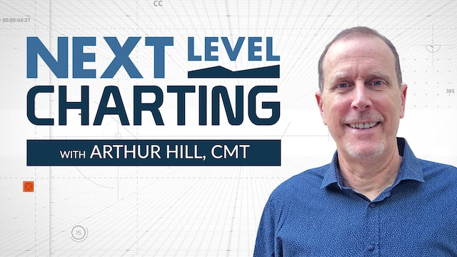 Next Level Charting with Arthur Hill, CMT