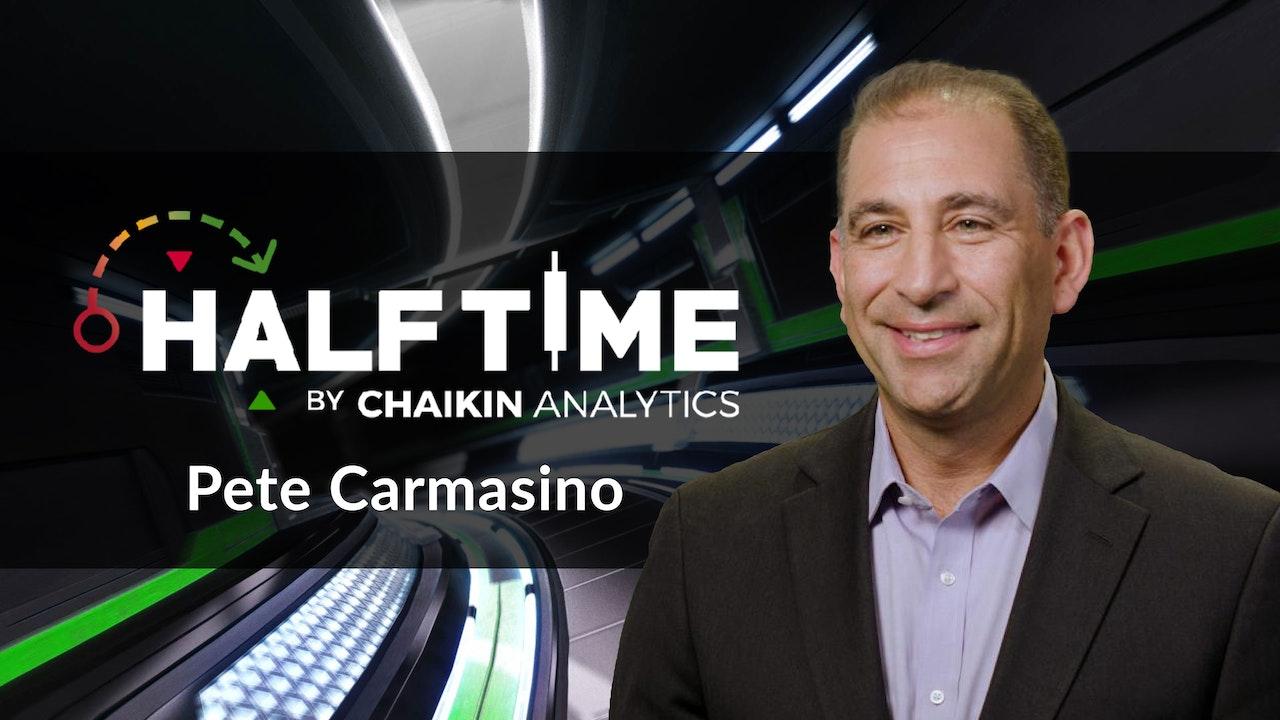 Halftime by Chaikin Analytics