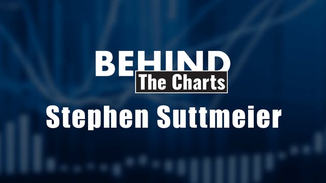Behind the Charts: Stephen Suttmeier,...