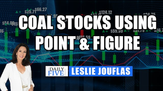 Coal Stocks Using Point And Figure | ...