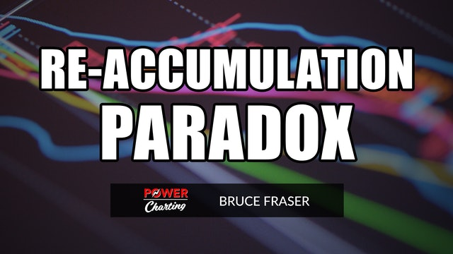 Re-Accumulation Paradox | Bruce Fraser (06.04)