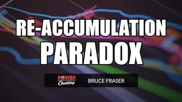 Re-Accumulation Paradox | Bruce Fras...