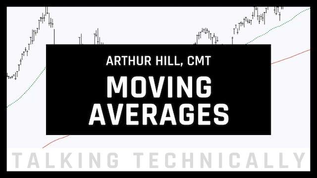 Moving Averages | Arthur Hill, SMT