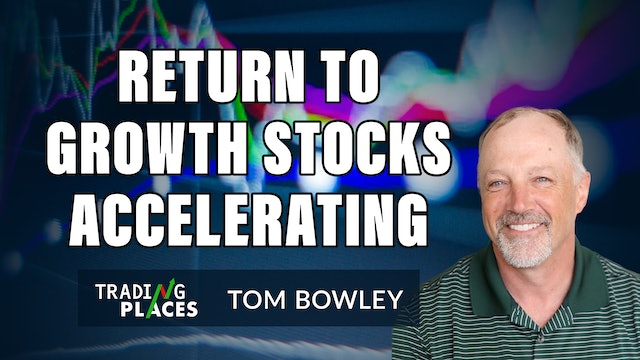 Return to Growth Stocks is Accelerating | Tom Bowley (06.24)