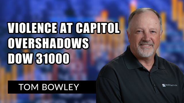 Violence at the Capitol Overshadows D...