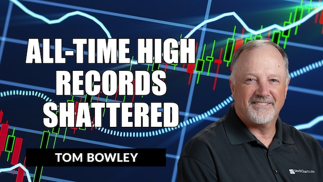 All-Time High Records Shattered | Tom Bowley (04.06)