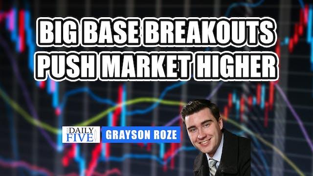 Big Base Breakouts Pushing The Bull M...