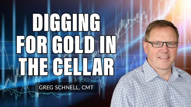 Digging For Gold In The Cellar | Greg Schnell, CMT (10.20)
