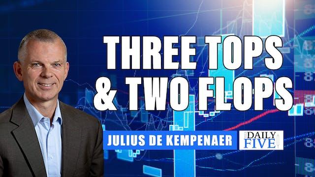 3 Tops & 2 Flops | Julius de Kempenae...
