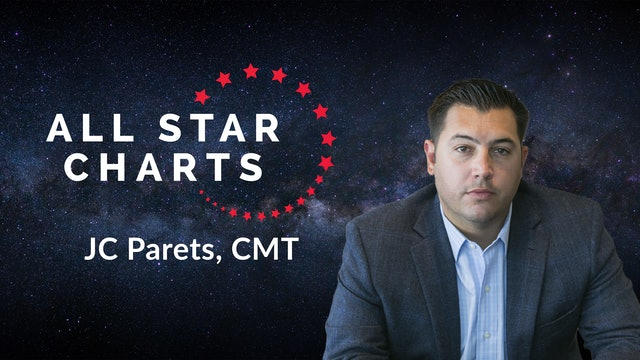 All Star Charts with JC Parets, CMT