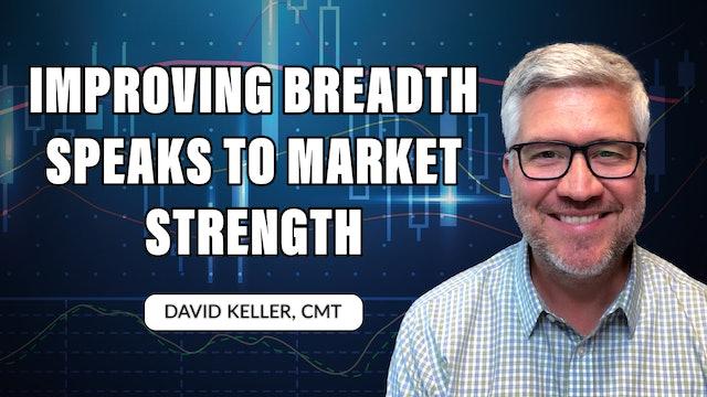Improving Breadth Speaks to Market Strength | David Keller, CMT (09.03)