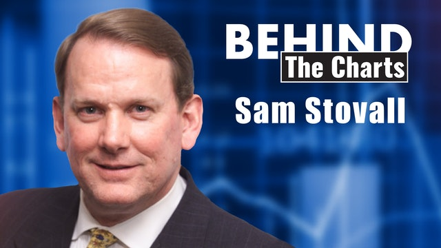 Behind the Charts: Sam Stovall, CFRA (Sn1 Ep15)
