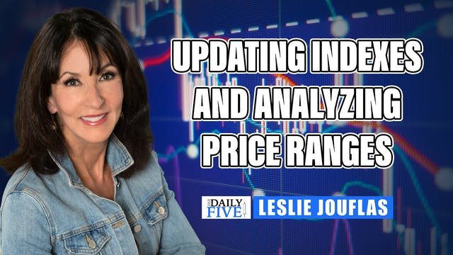 Updating Indexes And Analyzing Price ...
