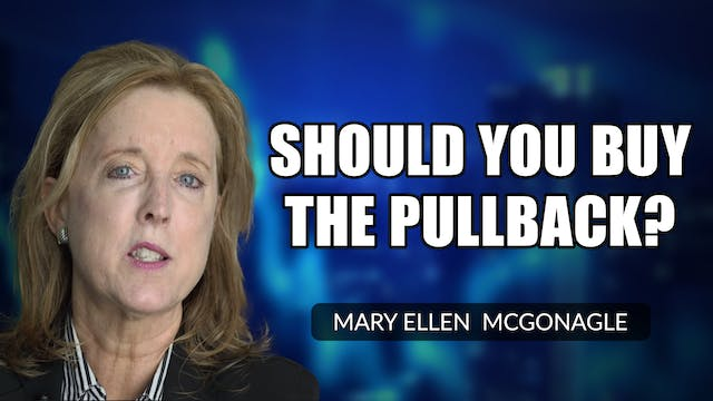 Should You Buy the Pullback? | Mary E...