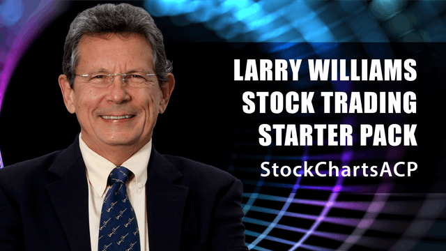 """""""Larry Williams Stock Trading Starter Pack"""" ACP Plug-In   Larry Williams"""