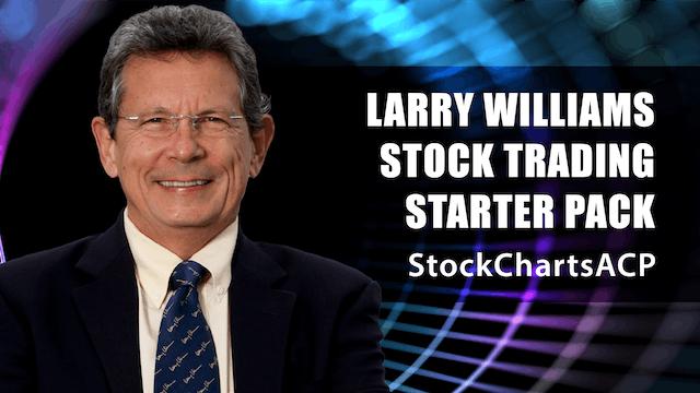 """""""Larry Williams Stock Trading Starter..."""