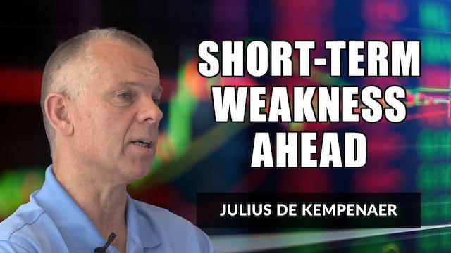 Short Term Weakness Ahead | Julius de Kempenaer (05.04)