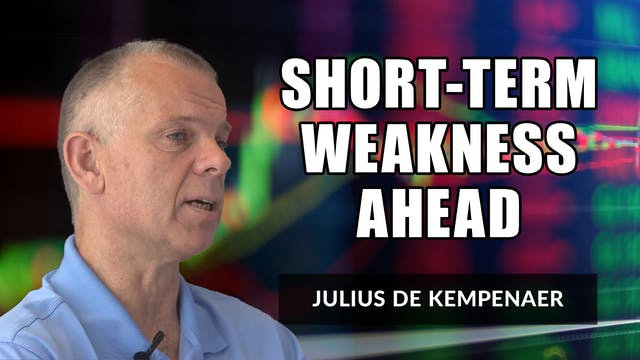 Short Term Weakness Ahead | Julius de...
