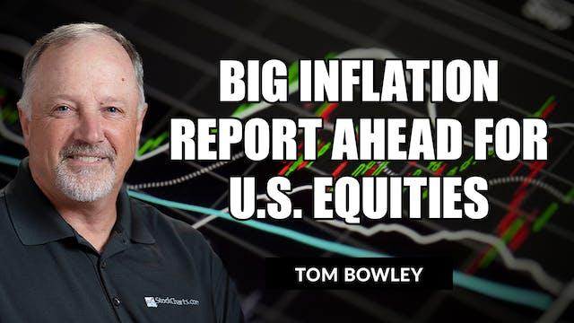Big Inflation Report Ahead for U.S. E...