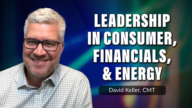Leadership in Consumer, Financials, Energy | David Keller (10.18)