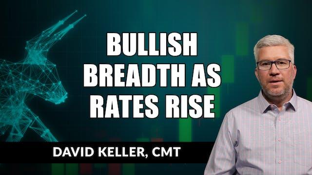 Bullish Breadth as Rates Rise | David...