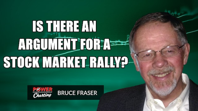 Is There An Argument For A Stock Market Rally? | Bruce Fraser (09.24)