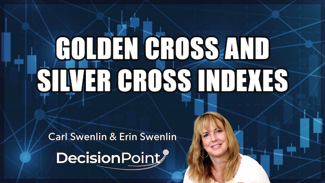 Golden Cross & Silver Cross Indexes | Erin Swenlin