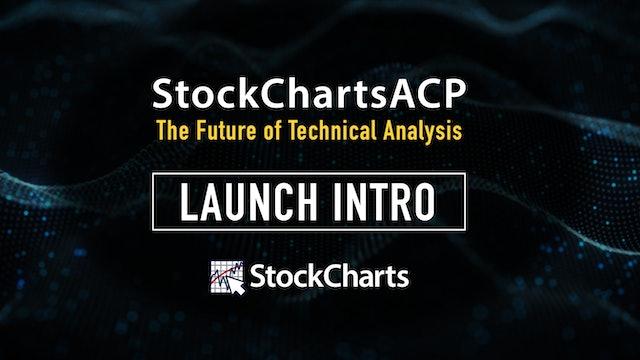 Introduction to StockChartsACP - Advanced Charting Platform